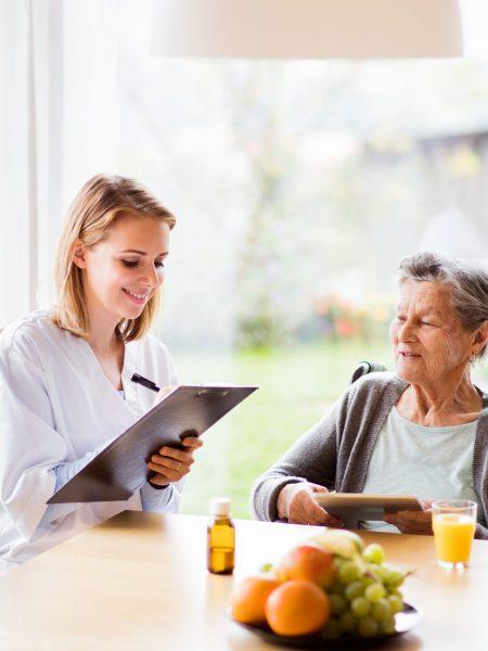 klanttevredeneheid in de zorgsector